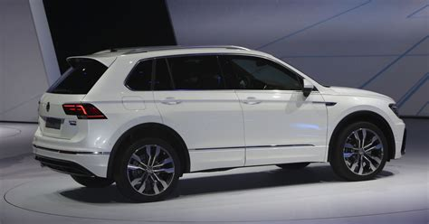 guide   redesigned  vw tiguan