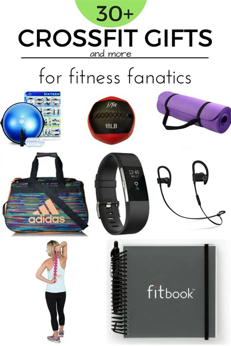 crossfit gifts and more for fitness fanatics a gift