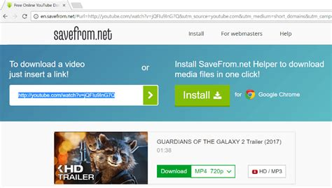 download youtube ss url how to download videos from youtube 5 methods