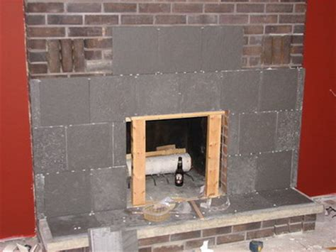 covering brick fireplace with ceramic tile tiling over fireplace covering vent holes ceramic