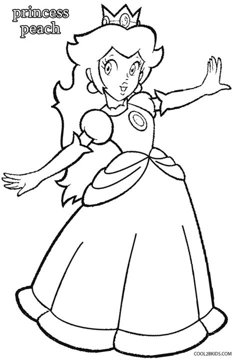 princess peach coloring pages www pixshark com images