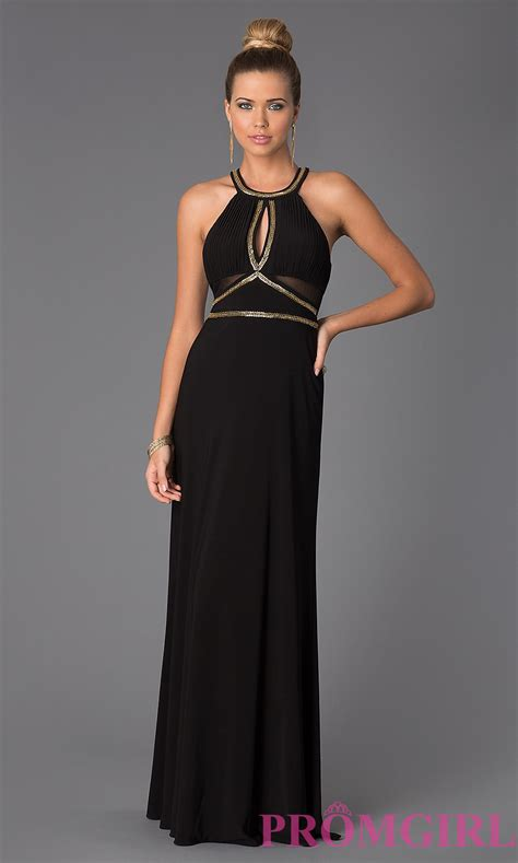 floor length black dress floor length black dress dress ty