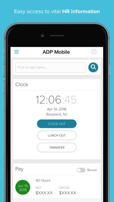 Adp Background Check Reviews Adp Mobile Solutions On The App Store