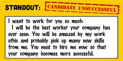 what do i need to apply for section 8 make your quot standout quot stand out gothinkbig