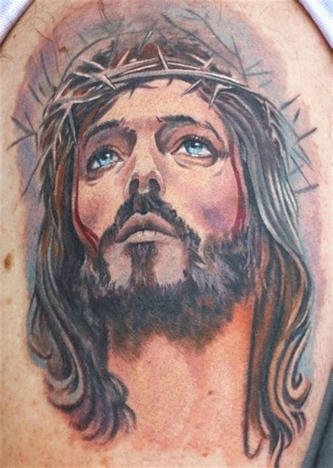 watercolor tattoo jesus awesome jesus images part 2 tattooimages biz