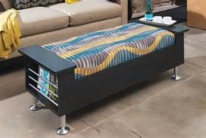 make a high style storage ottoman my home my style