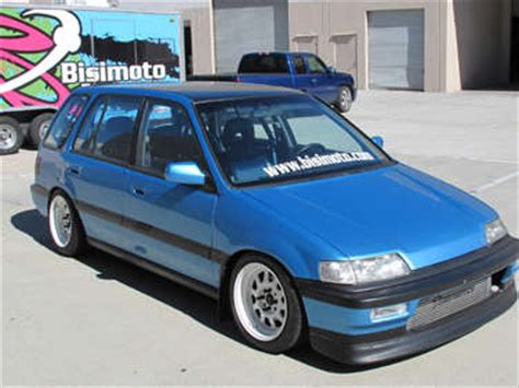 bisimoto wagon wild rides the 800 horsepower bisimoto engineering 1988