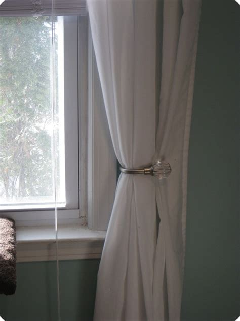 how to install curtain tie backs how to put curtain holdbacks curtain menzilperde net