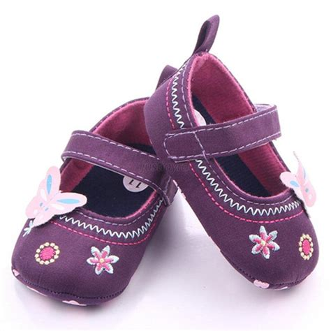 infant shoes size 0 new toddler infant baby flower shoes crib shoes
