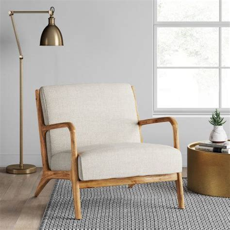 target armchair live like the cast of mad men with target s new mid