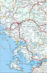 road map of greece lefkas kefallonia kefalinia patra