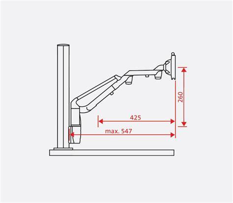 Aluminium Powder Netto 15kg Dus yellowtec yt3822 easylift monitor arm l height adjustable supports 7 15kg aluminium