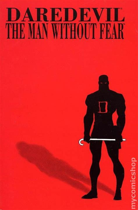 daredevil the man without daredevil the man without fear tpb 1994 marvel 1st edition comic books