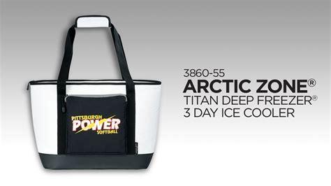 Day Kopi Freeze Bag 3860 55 arctic zone 174 titan freeze 174 3 day cooler