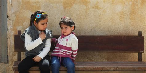 Syari And Kid 14 million syrian are suffering as war enters 5th