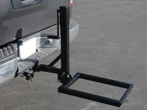 Topi Trucker Bike Stand 2w raise lower hitch mount cargo carrier lift hauler trailer motorcycle jetski ebay