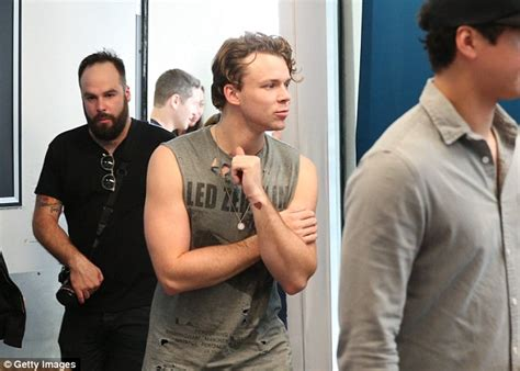 ashton irwin tattoo ashton irwin wears his on his sleeve before donning
