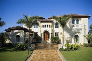 Mediterranean Style Home Plans by Mediterranean Style Home Designs Architecturein