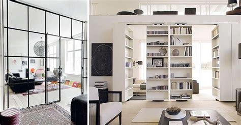 scheidingswand woonkamer keuken creatieve scheidingswanden hebbes zimmo