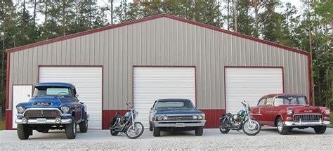 and garage door to metal building 32 40 50 and 60 wide metal buildings large steel