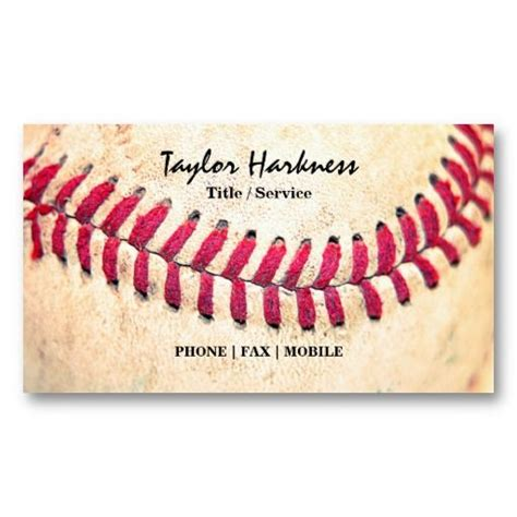 vintage baseball card template 17 best images about distinctive business cards on