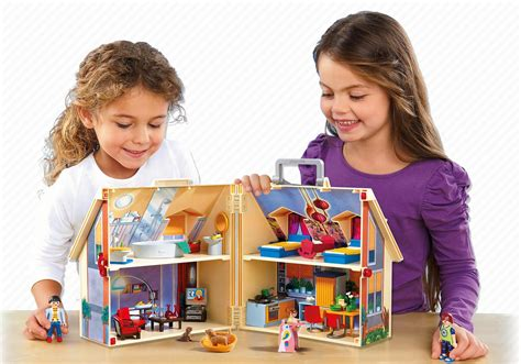 playmobil dollhouse 5167 casa de bonecas maleta 5167 playmobil 174 portugal