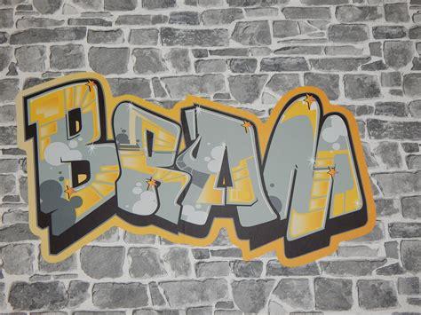 stickerop muursticker graffiti lars  ajax kleuren