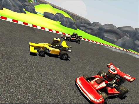 9 Reasons To Go Cing by Go Kart Racing Android Apps On Play