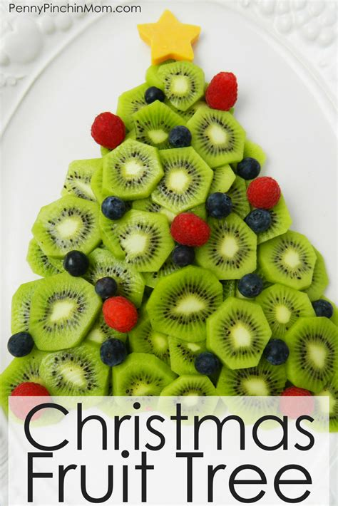fruits for christmas party fruit tree snacks snacks and food