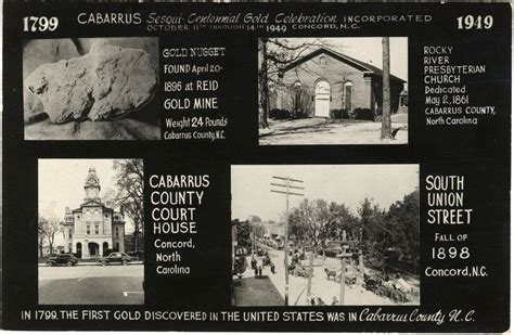 Cabarrus County Birth Records Reed Gold Mine Cabarrus County Ncgenweb