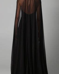 Halter Gown With Ciffon Cape halter gown with chiffon cape batman dress halter gown