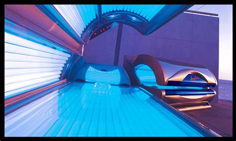 sun beds sunbeds alpine health club