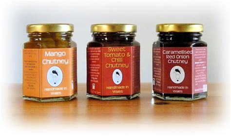 Handmade Jam - sets of preserves affordable mail order crafty cymru