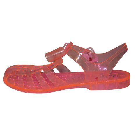 jelly shoes size 1 retro jelly sandals womens summer flat