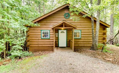 1 bedroom cabins in helen ga romantic log cabin near helen georgia