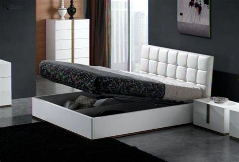 white leather ottoman bed white faux leather ottoman bed homehighlight co uk