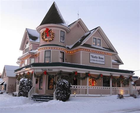 images of christmas homes victorian christmas house www pixshark com images