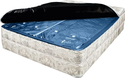 more complaints and issues about dual bladder waterbed mattresses