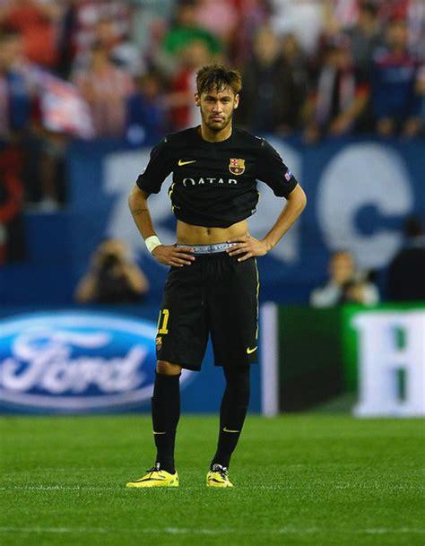 neymar  club atletico de madrid  fc barcelona zimbio