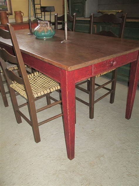 simple kitchen farm table at 1stdibs