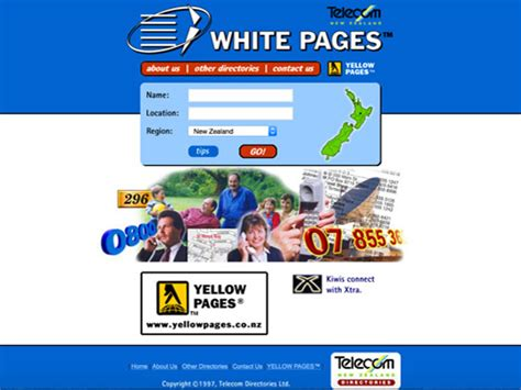 Address Finder Nz White Pages Whitepages