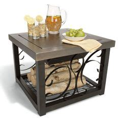 convertible pit table sunset circle on wood storage rugs and lean to