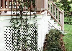 veranda lattice veranda plastic lattice literature