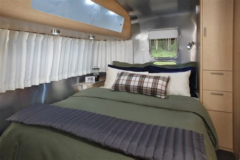 bedroom trailer airstream 25fb eddie bauer review