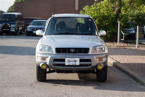 Toyota Rav4 1998 Price 1998 Rhd Toyota Rav4 Canada Post Rsmc Vehicle