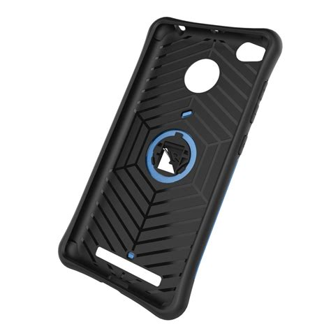 Spigen Touch Armor Xiaomi Redmi 3 Pro 3s Iron Rugged shockproof tpu pc armor 360 degree rotation holder back