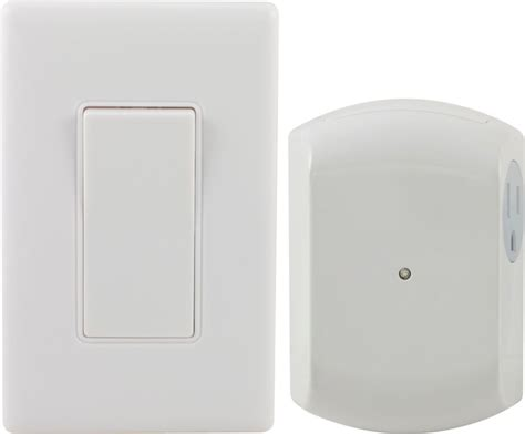 defiant wireless remote wall switch light the