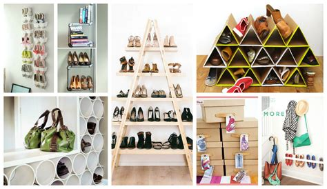 creative shoe storage ideas that will your mind
