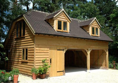 Oak Framed Car Port by Oak Framed Garages Our House Car Ports