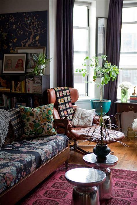 bohemian living rooms 80 best bohemia decor images on pinterest